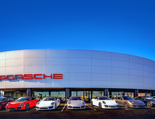 Gaudin Motor Company Opens Gaudin Porsche of Las Vegas