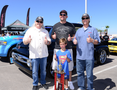 8th ANNUAL LAS VEGAS CRUISE-IN AT GAUDIN FORD