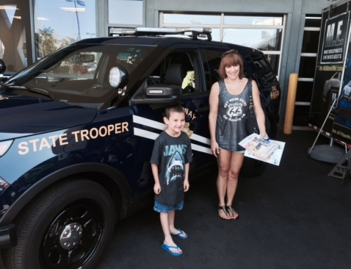 Ford Country Celebrates National Safety Month with  Keeping Kids Safe Fair