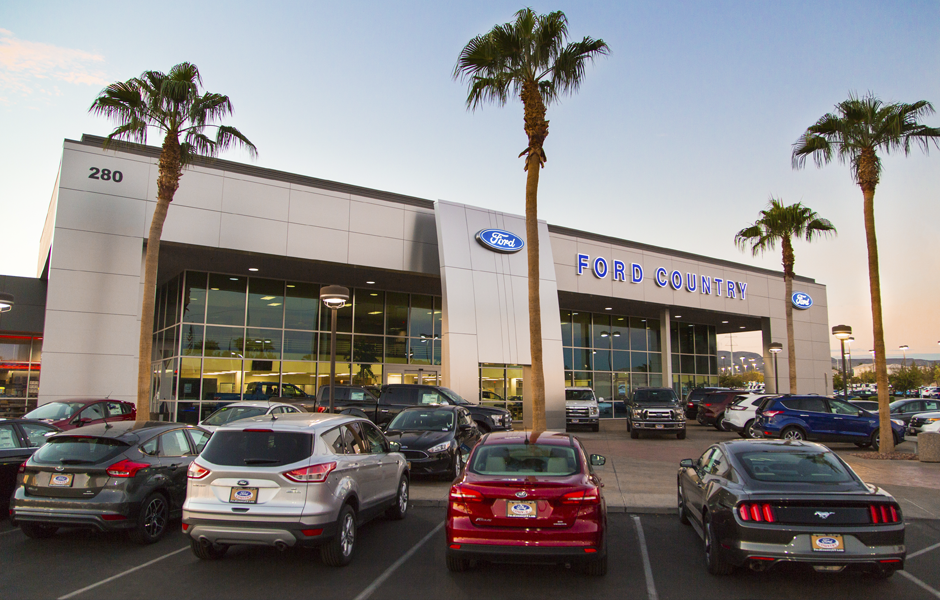 Ford Dealership Las Vegas >> Gaudin Motor Company A Family Tradition Since 1923