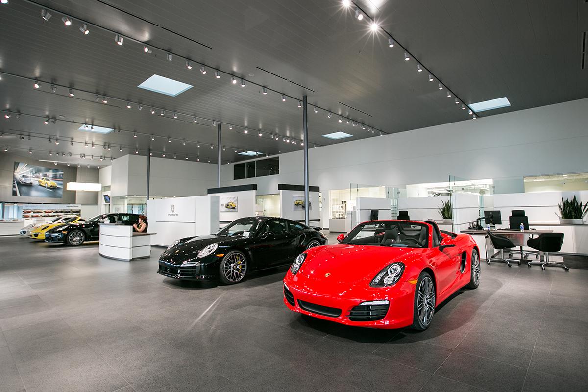 PorscheArch