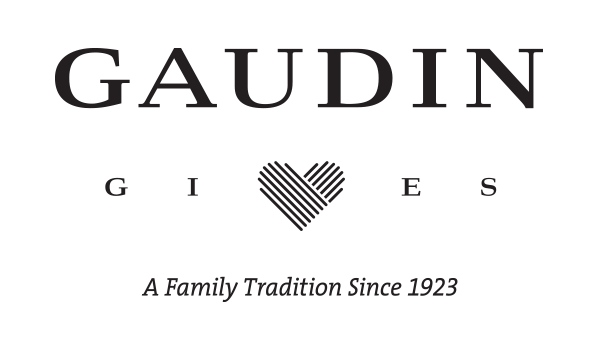 Gaudin Gives logo