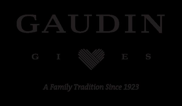Gaudin Gives logo
